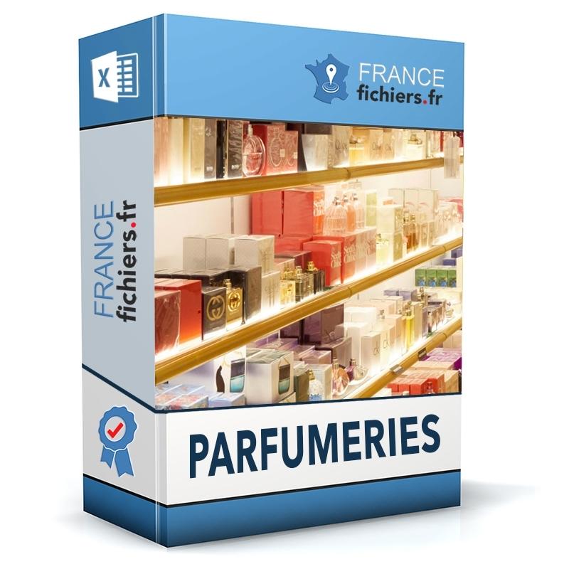 Fichier Parfumeries France