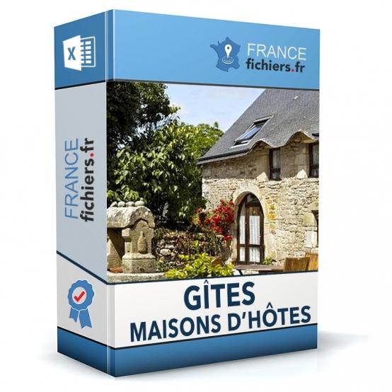 Gîtes et Chambres d'Hôtes France