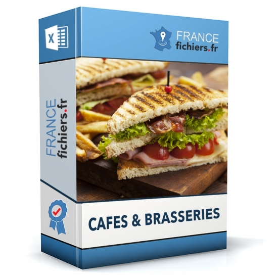 Cafés et Brasseries France