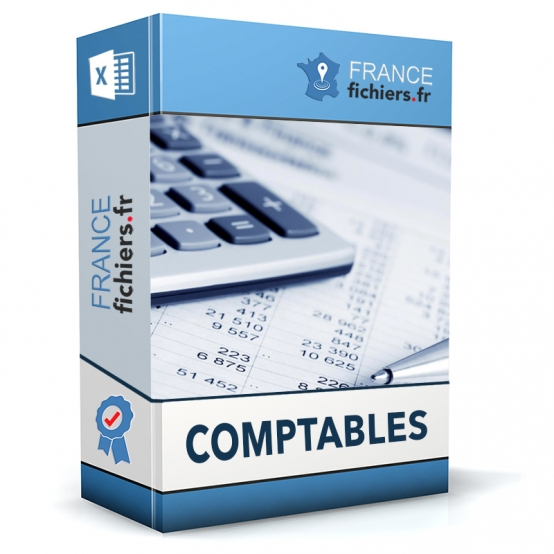 Fichier Comptables et Experts Comptables France