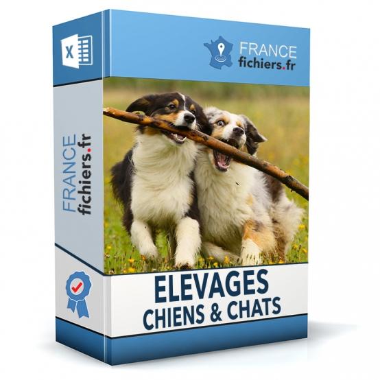 Fichier Elevages de chiens et chats