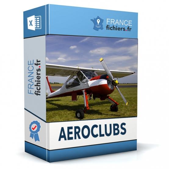 Fichier Aéroclubs France