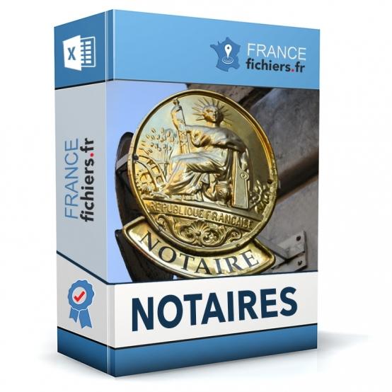 Fichier Notaires - VINEA