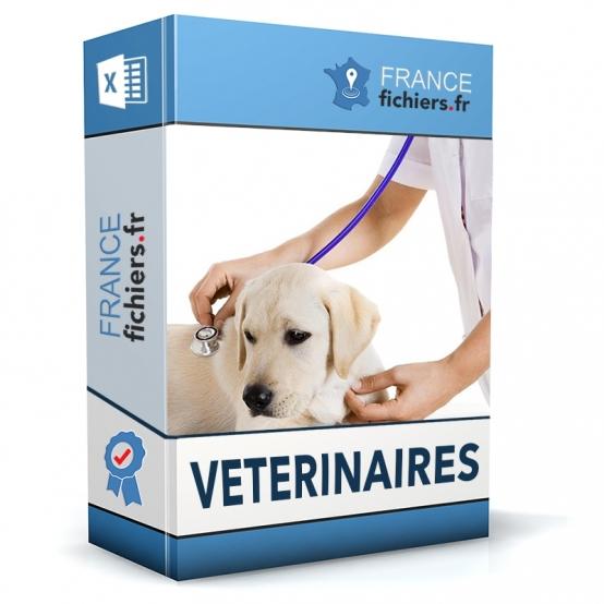 Fichier Vétérinaires France