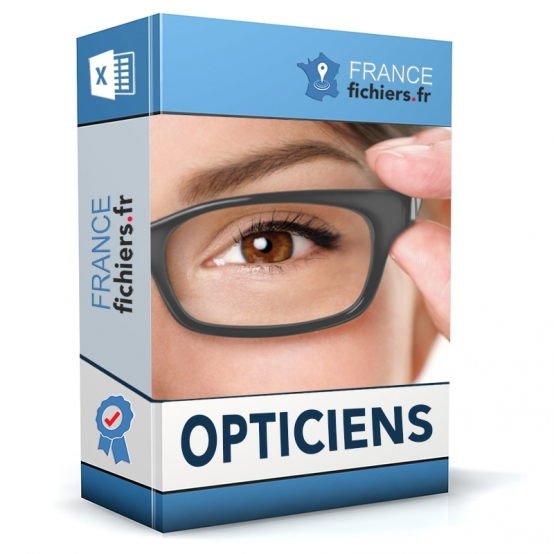 Fichier Opticiens France