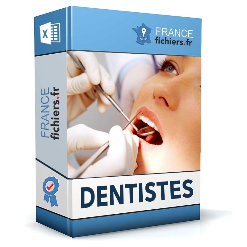 Fichier Dentistes France