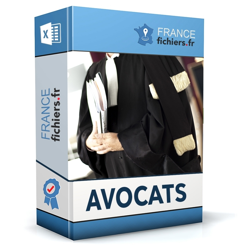 Fichier Avocats France