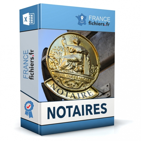 Fichier Notaires France