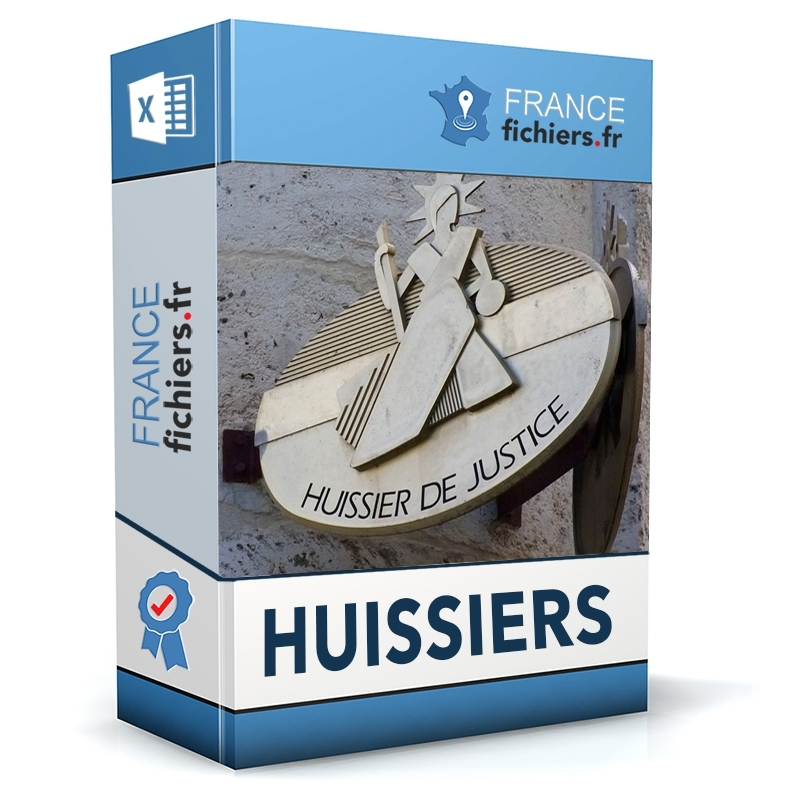 Fichier Huissiers France