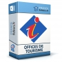 Fichier Offices de Tourisme France