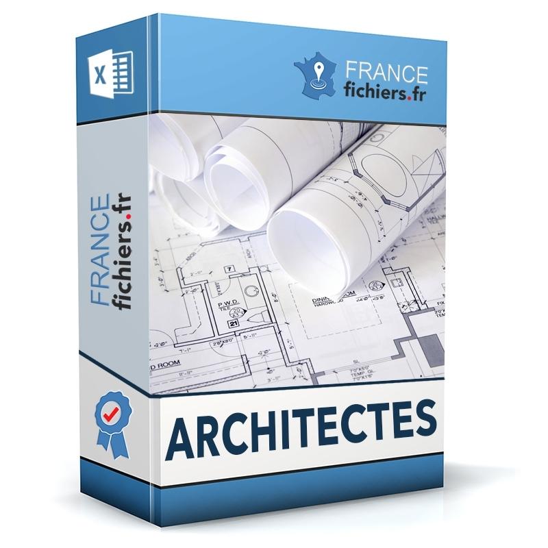 Fichier Architectes France