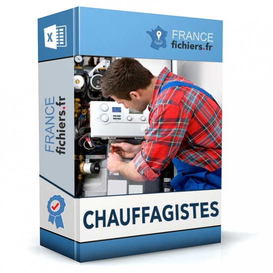 Fichier Chauffagistes France