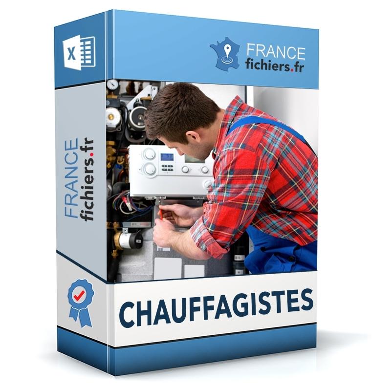 Fichier Chauffagistes France