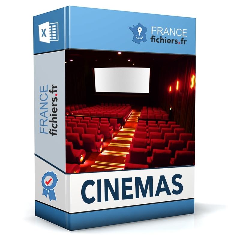 Fichier Cinémas France