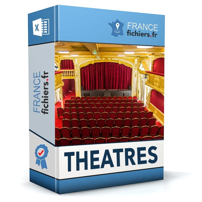 Fichier Théâtres France