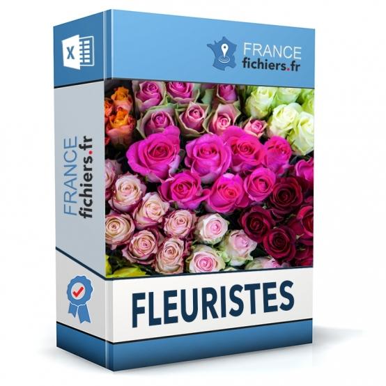Fichier Fleuristes France