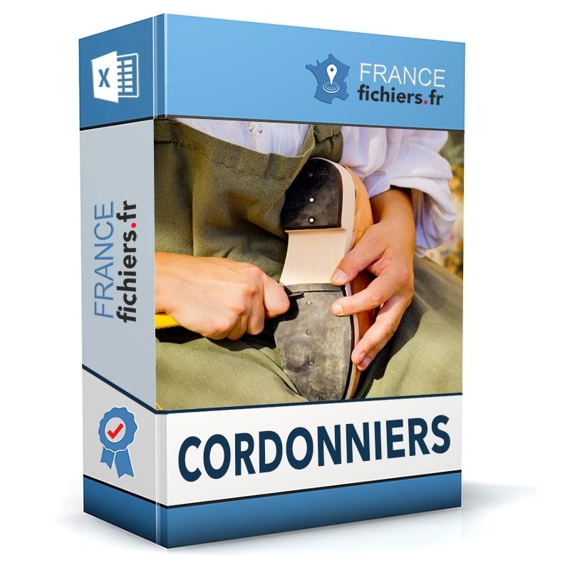Fichier Cordonniers France