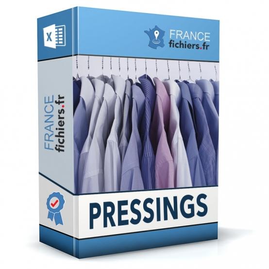 Fichier Pressings France
