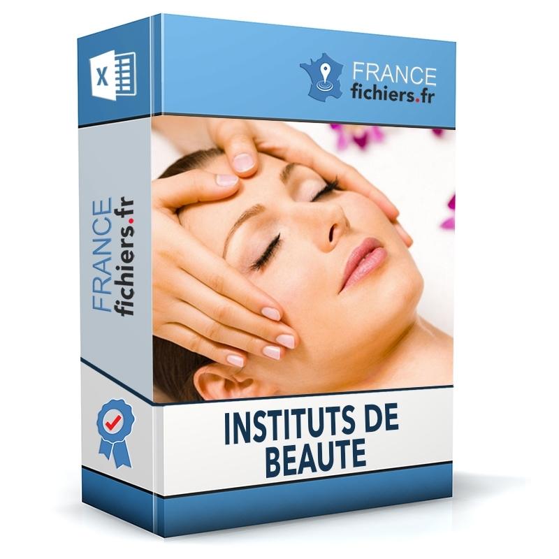 Fichier Instituts de Beauté France